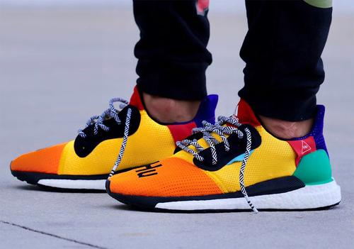 Pharrell x Adidas Ultra Boost Boost Boost Solar In The Works ImPlurnt 04530f