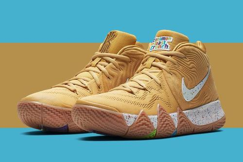 "3f9cd9ad1239 Nike Kyrie 4 ""Cereal Pack"" New Release Details Announced - ImPlurnt"