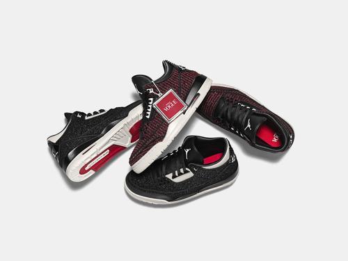 b4a261e69c4 Air Jordan 3 x Vogue