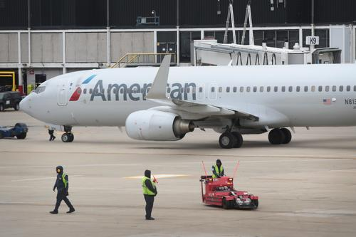 American Airlines Investigating What Appears To Be A Dead