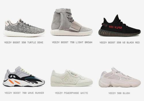 "182fae19 Kanye West's Yeezy Supply website now features a complete archive of every  Adidas Yeezy sneaker that has released to date, ranging from the original  ""Turtle ..."