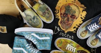 Van Gogh x Vans Collection Now Available  Purchase Links ad61f0296