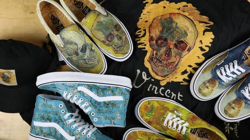 7ae1bf17e4c1 Vans has teamed up with the Van Gogh Museum for a truly special capsule  collection utilizing multiples Van Gogh masterpieces across iconic Vans  Classics and ...