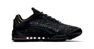 Skepta x Nike Air Max Deluxe Release Details ImPlurnt