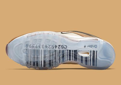 New Nike Air Max 97 Inspired By Cardboard Shipping Boxes