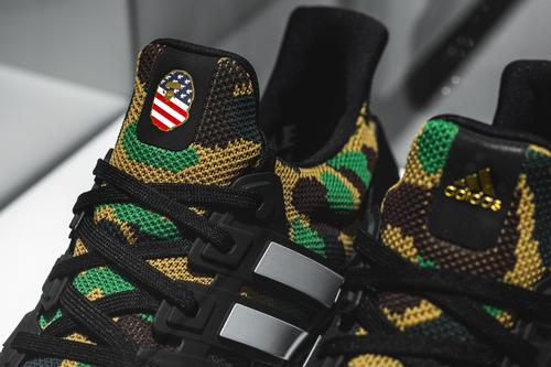 8865b4d0b49 BAPE x Adidas UltraBoost Releasing In Two Colorways  First Look ...