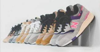 5bfdf65d35d KITH x New Balance Sneaker   Apparel Collection Unveiled