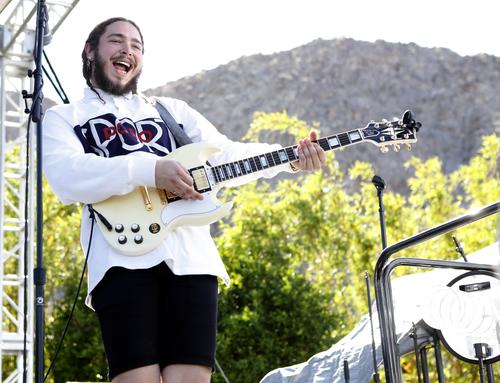 Post Malone Is Attempting To Release A New Project Before
