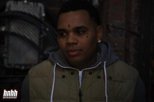 Kevin Gates Shows Off His New