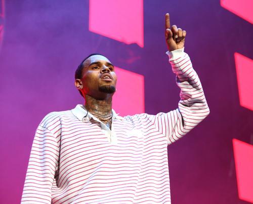Chris Brown Announces