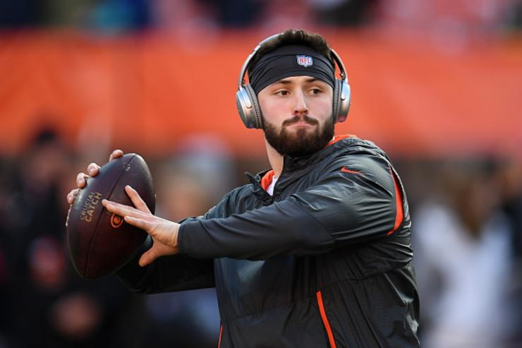 Baker Mayfield Talks Off-White, Nike LeBrons & More On