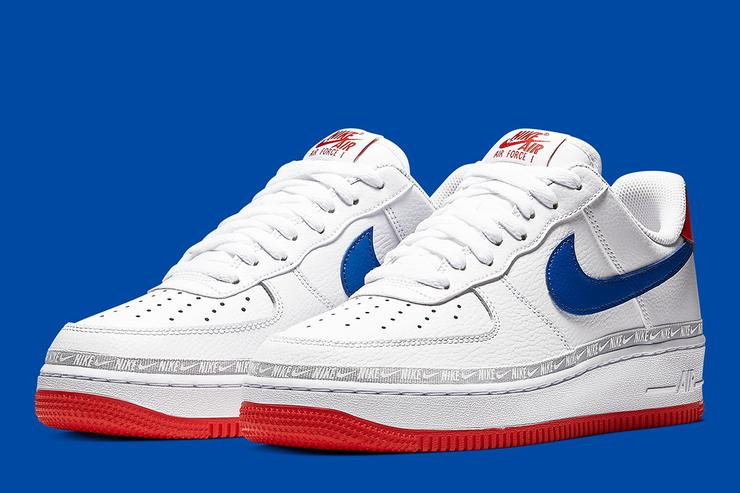 best website c2e32 03986 Nike Air Force 1 Low To Release In Overbranded