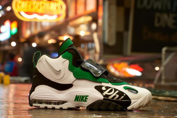 bae8ddb1ebf Philly-Inspired Nike Air Max Speed Turf