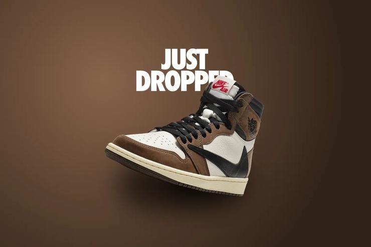 """sports shoes e6e81 1c3d4 """"Cactus Jack"""" Air Jordan 1s dropped throughout La Flame s Grammy efficiency."""