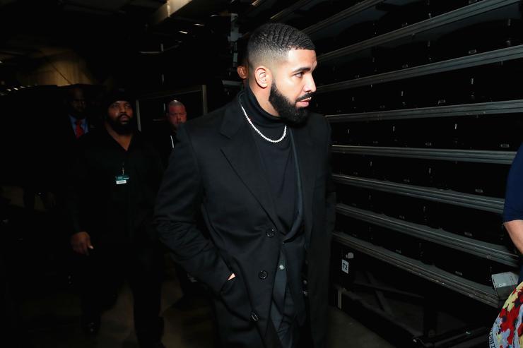 Drake Unveils