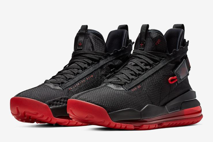 Jordan Proto Max 720 Will Be Coming In The Classic Bred Colorway