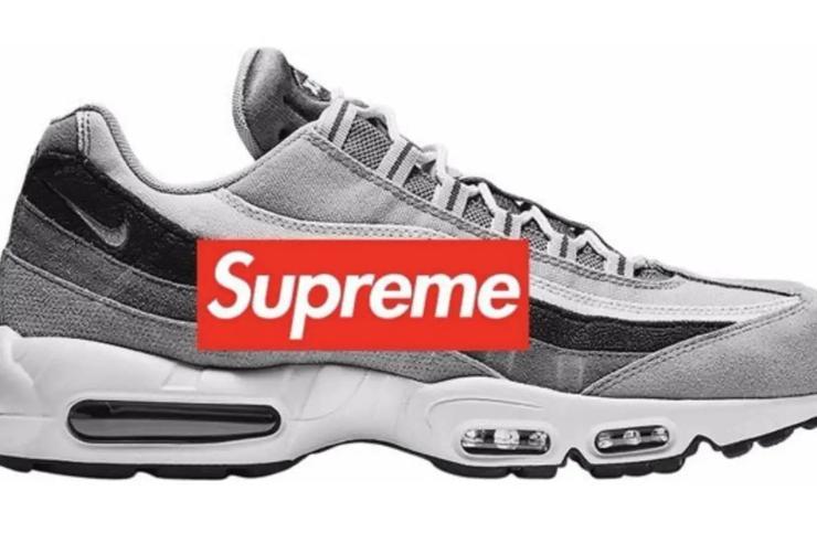 Supreme & Nike Rumored To Collab On Swarovski Air Max 95
