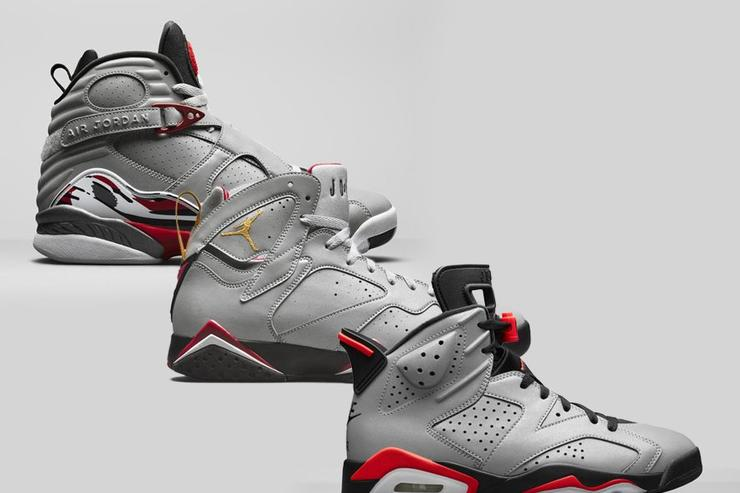 """021a6cf3597 Air Jordan """"Reflections Of A Champion"""" Pack Honors MJ s First Three-Peat"""