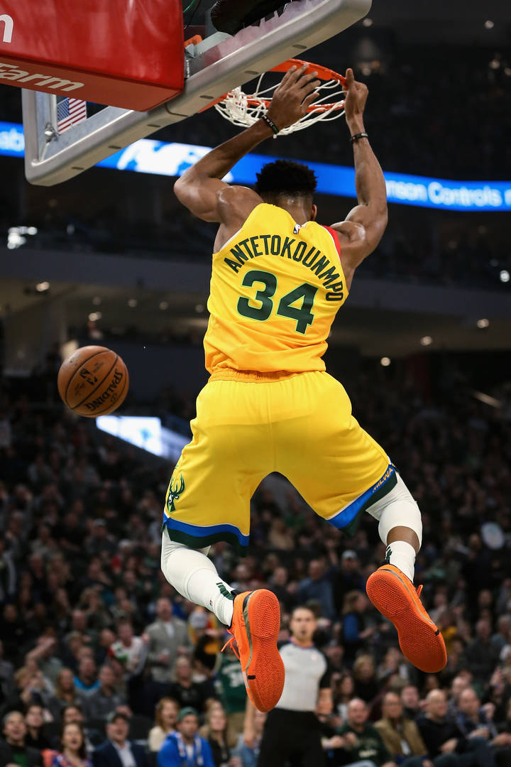 Giannis Antetokounmpo Refuses Space Jam 2 Role Report