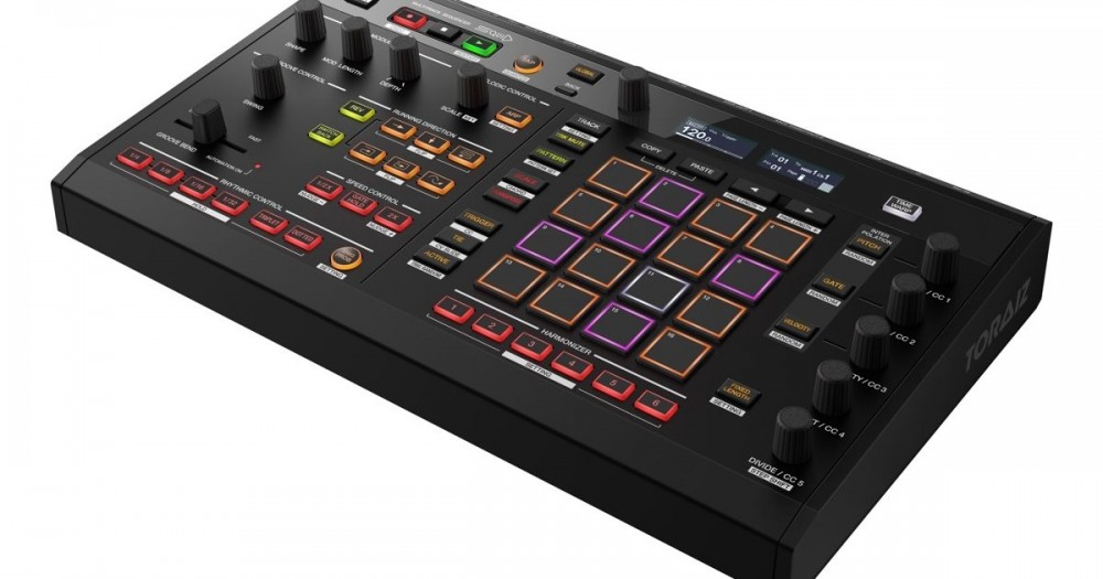 Pioneer DJ's latest production tool is a 16-track hardware