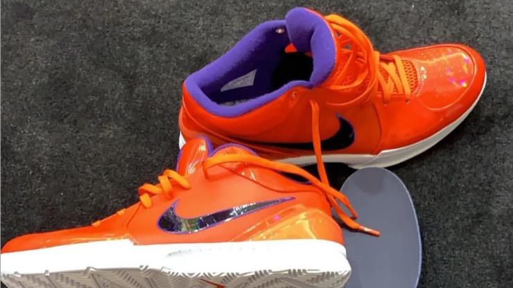 PJ Tucker Debuts New UNDFTD x Nike Kobe 4 Protro Collab