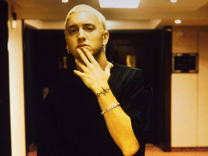 ThrowbackThursdays: Eminem Unleashed