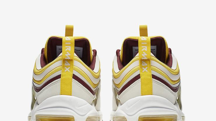 fa2d684f6d Nike Air Max 97 Releasing In Washington Redskins Color Scheme - ImPlurnt