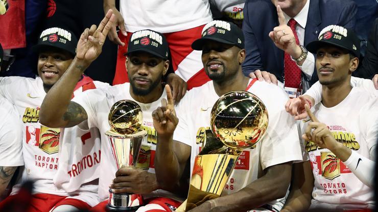 Toronto Raptors Are The 2019 NBA Champions, Drake Announces He's