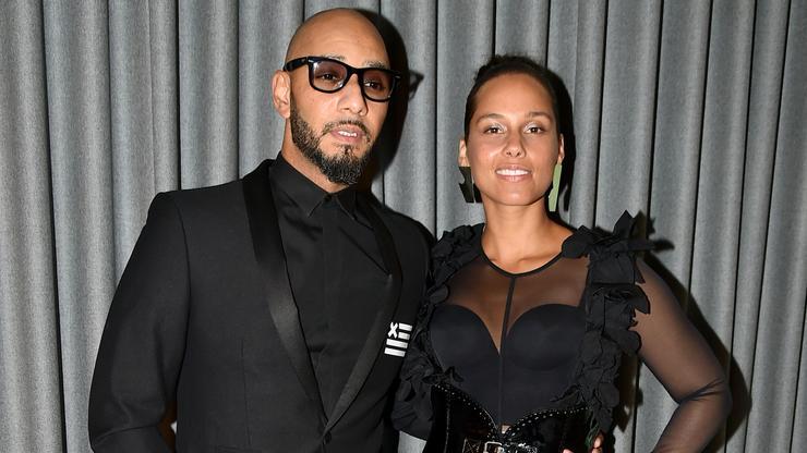 Swizz Beatz & Alicia Keys Are Still Madly In Love On 9th Wedding