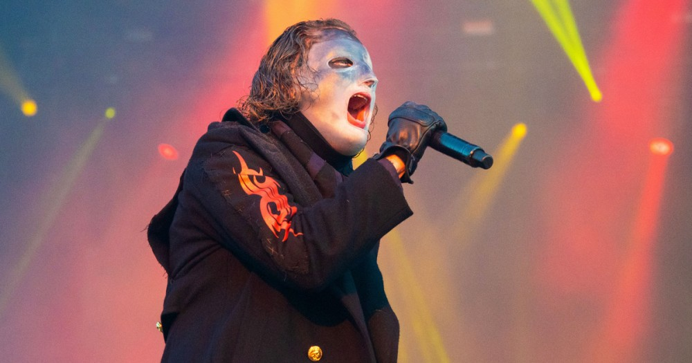 Corey Taylor on 20 Years of Slipknot, the New Album, and