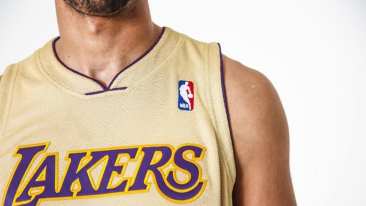 new arrivals 1f633 9a73e Mitchell & Ness Release Exclusive Gold Kobe Bryant Jersey ...