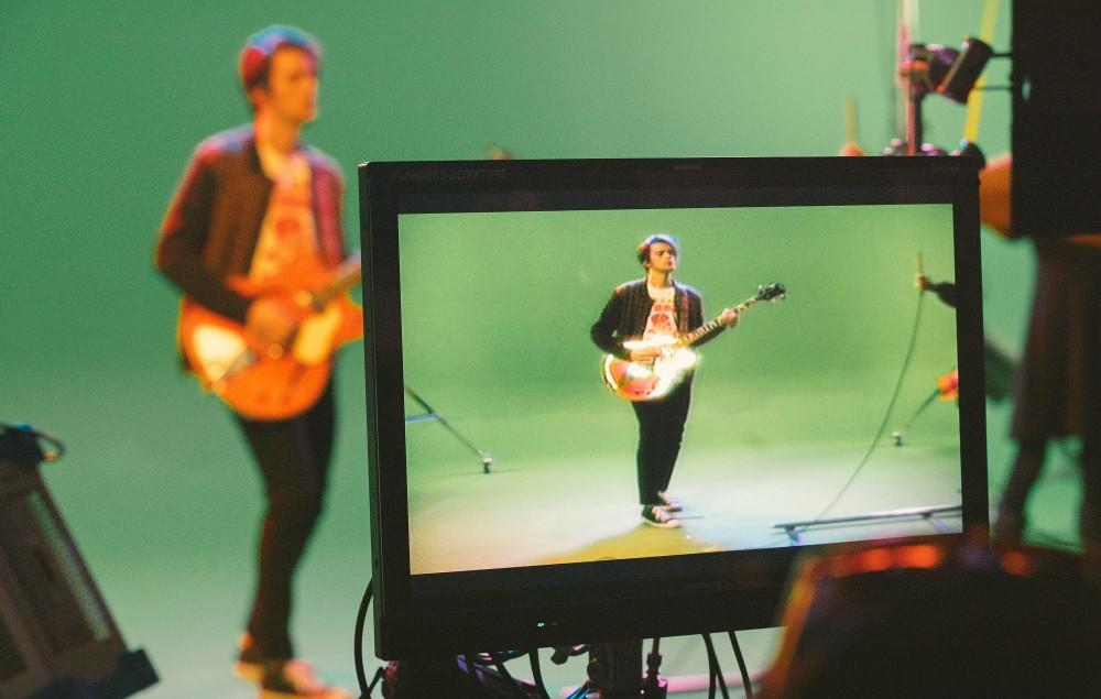 Behind the scenes of iDKHow's 'Razzmatazz' video