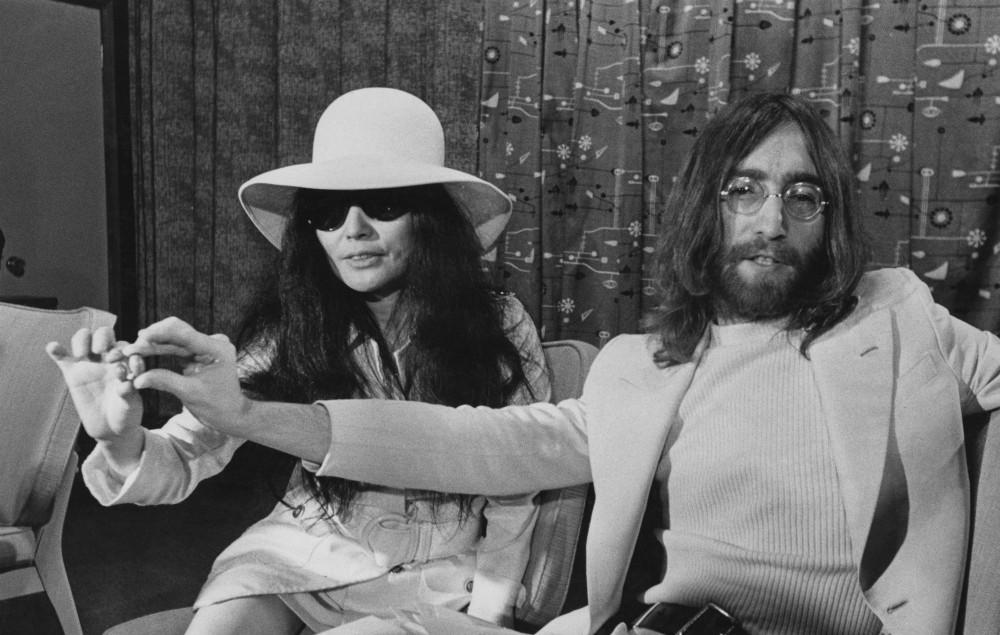Lennon Yoko NME