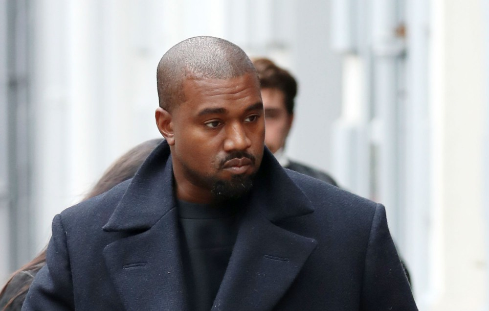 Kanye West in London