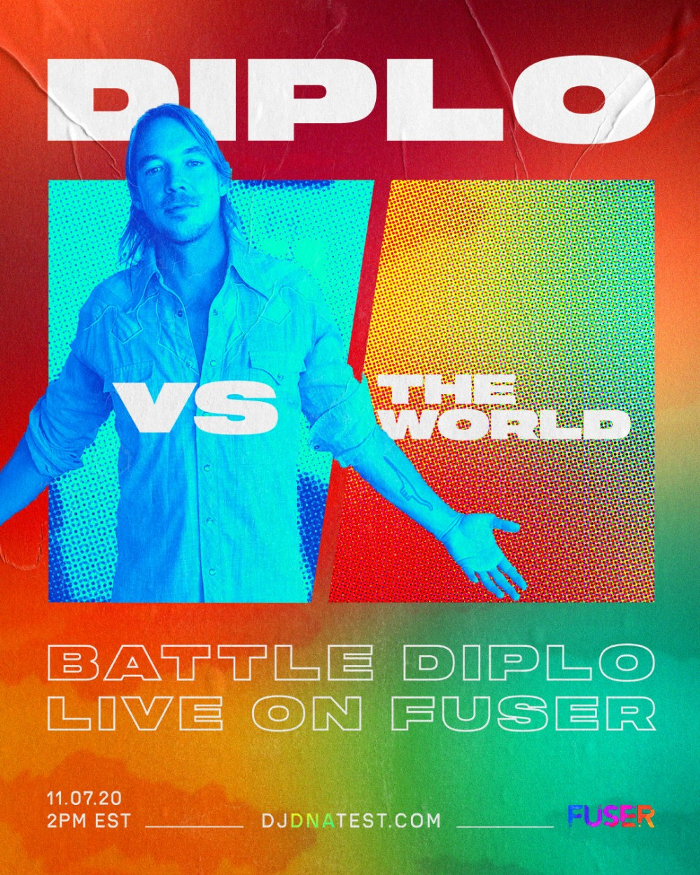 Diplo vs The World
