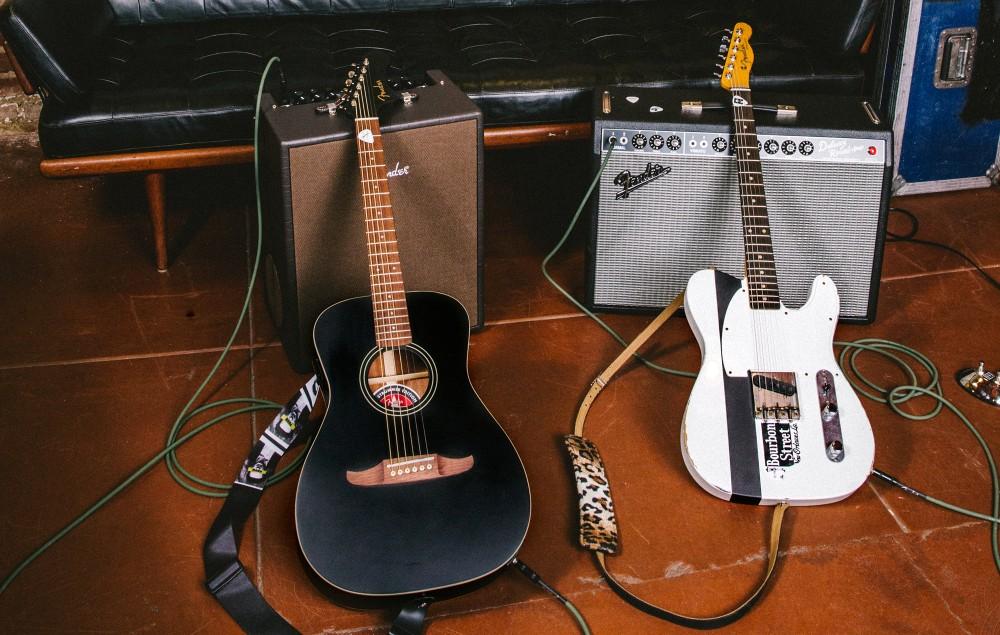 Fender announces Joe Strummer signature model guitars