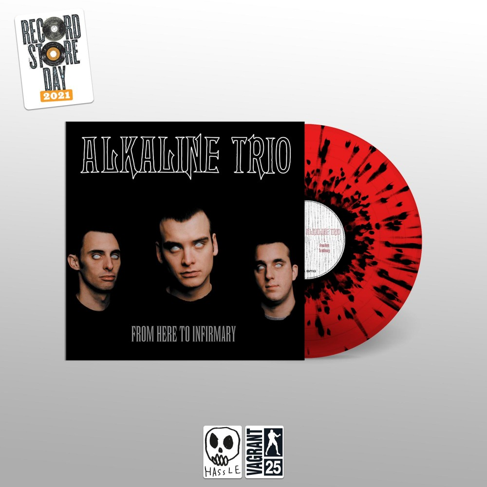 Alkaline Trio have a release coming for Record Store Day 2021. Credit: Press