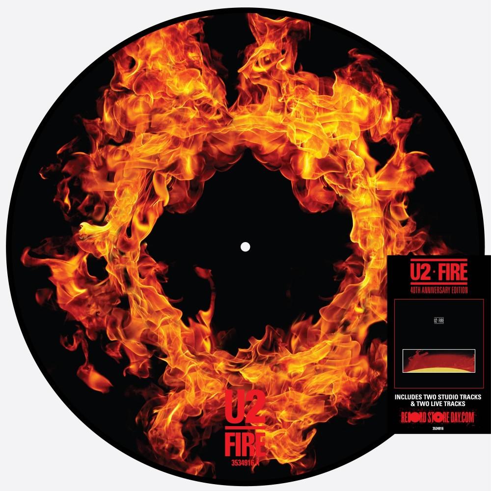 U2's 2021 Record Store Day release