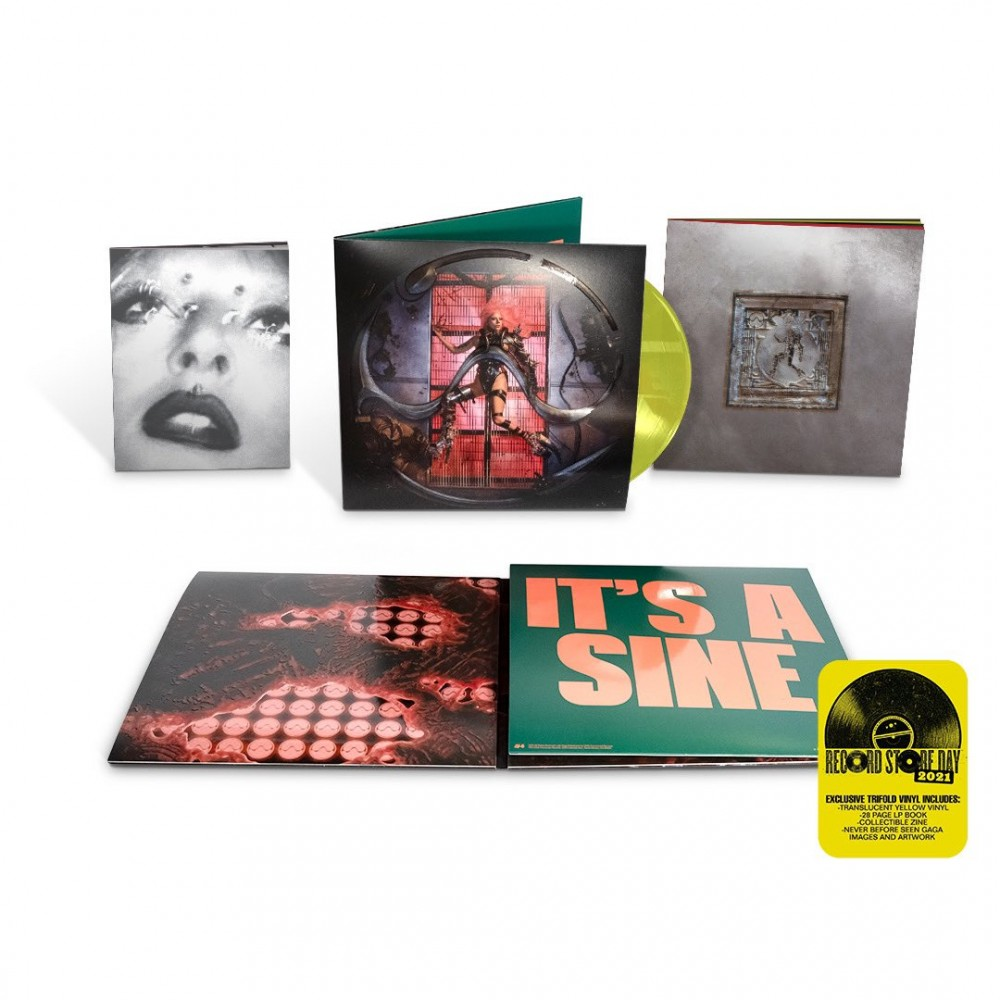 Lady Gaga's 2021 Record Store Day release