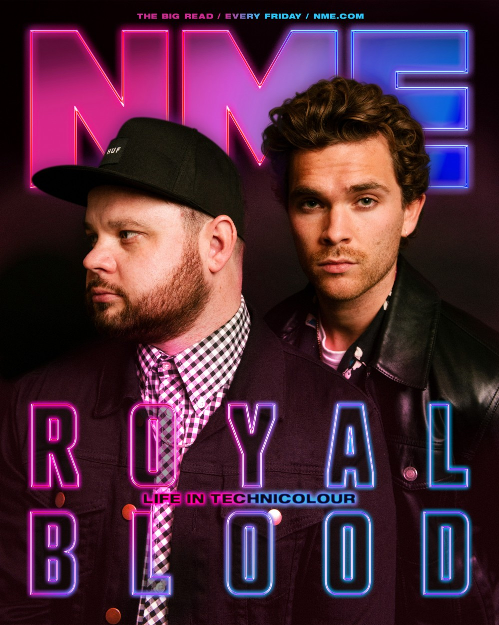NME Cover 2021 Royal Blood