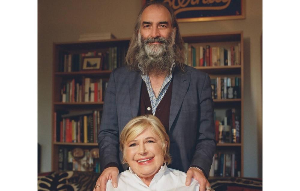 Marianne Faithfull and Warren Ellis. Credit: Press