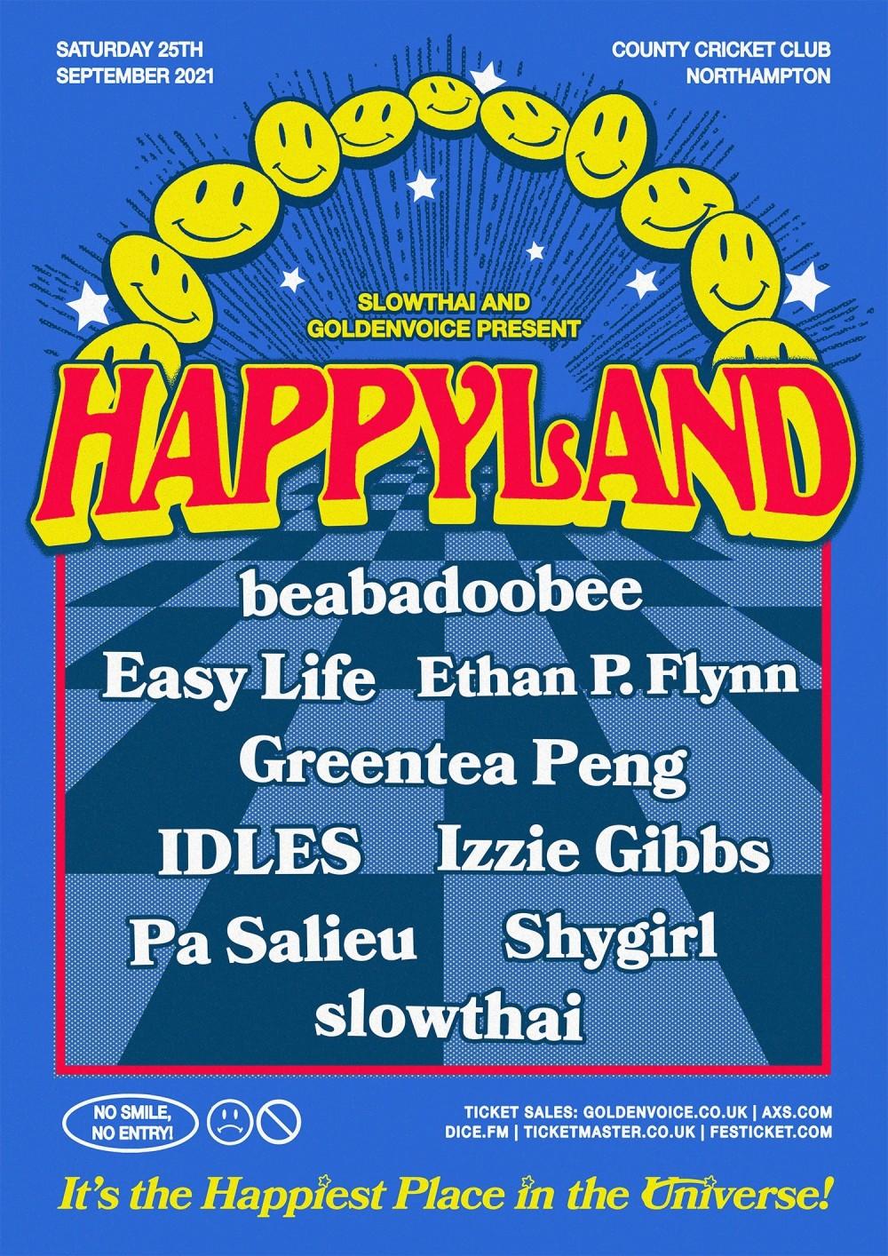 Slowthai happyland