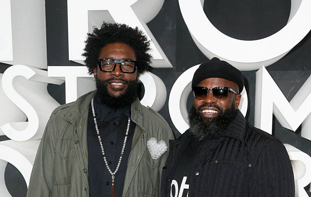 QuestLove and Black Thought of The Roots