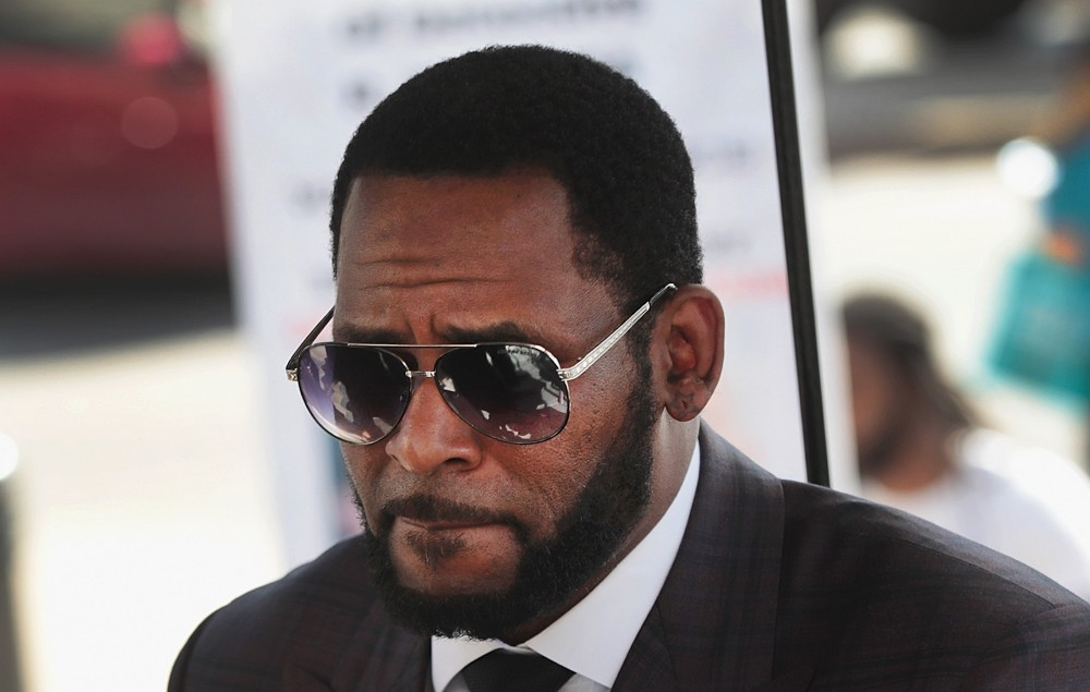 R Kelly New York trial sexual abuse begins
