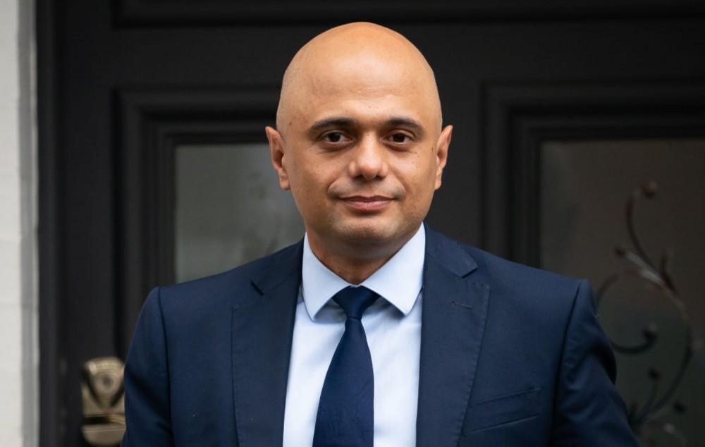 Health secretary - Sajid Javid
