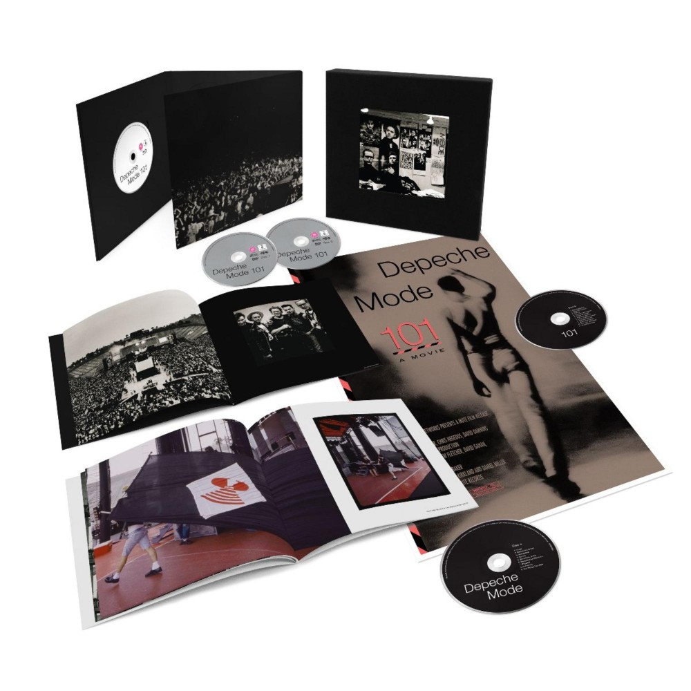 'Depeche Mode 101' box set